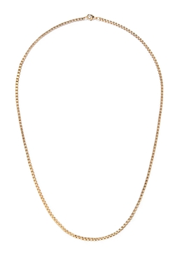 21Men - Box Chain Necklace