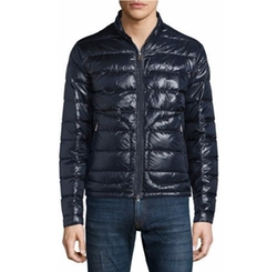 Moncler - Acorus Zip-Up Puffer Jacket