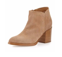 Alberto Fermani - Anzio Suede Ankle Booties