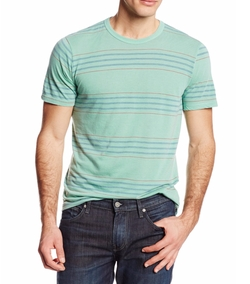 Splendid Mills - Short-Sleeve Crew Stripe T-Shirt