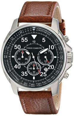 Vince Camuto - Tradesman Stainless Steel Watch