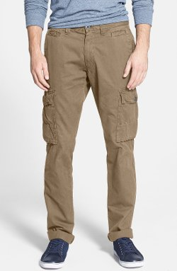 Original Paperbacks - Huntington Slim Fit Cargo Pants