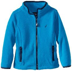 NAUTICA - Girls Zip Fleece Jacket