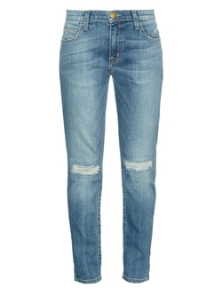 Current/Elliott  - The Fling Low Slung Boyfriend Jeans