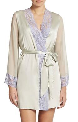 Myla - Isabella Short Robe