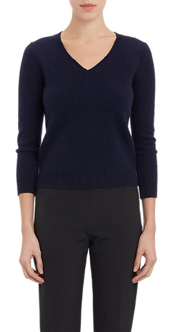 The Row - Freya V-Neck Sweater