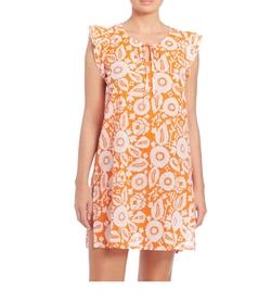 Roberta Roller Rabbit - Lilou Floral Cotton Beach Dress