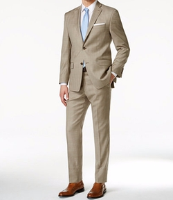 Michael Kors - Plaid Classic Fit Suit