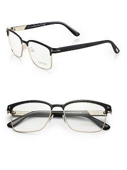 Tom Ford Eyewear  - Square Optical Frame Glasses