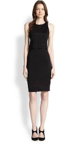 Armani Collezioni  - Pique Jersey Dress