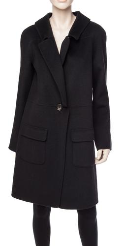 Leon Max - Doubleweave Wool Coat