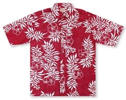Go Barefoot - Tahitian Hawaiian Shirt