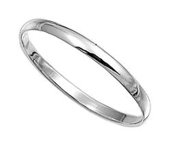 Zinga - Sterling Silver Wedding Band Ring