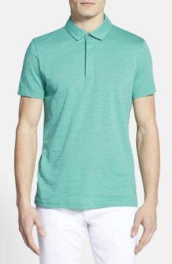 Boss Hugo Boss  - Vito Pima Cotton Polo Shirt