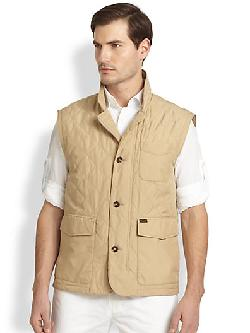 Faconnable  - Quilted Vest
