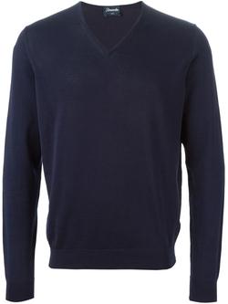 Drumohr - V-Neck Sweater