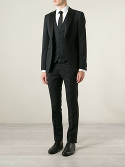 Tagliatore   - Three-Piece Tuxedo Suit