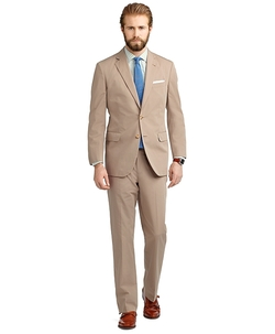 Brooks Brothers - Madison Fit Poplin Suit