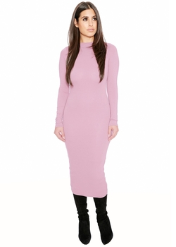 Naked Wardrobe - The NW Midi Dress