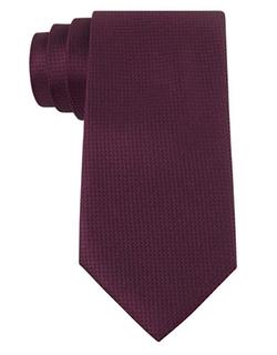 Calvin Klein  - Textured Silk Tie