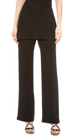Sally LaPointe - Skirt Pants