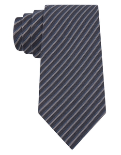John Varvatos U.S.A. - Cotton-Rich Tie
