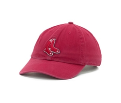 47 Brand  - Boston Red Sox Clean Up Hat