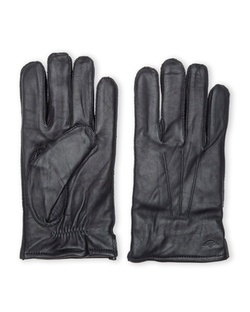 Dockers - Black Lambskin Gloves