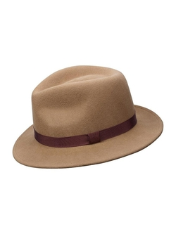 Paul Fredrick - Wool Fedora Hat