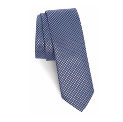 Boss - Houndstooth Silk Tie