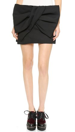 Marc by Marc Jacobs - Sixties Knotted Skirt
