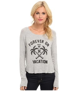 Hurley - Vacation Crop Raglan Sweater