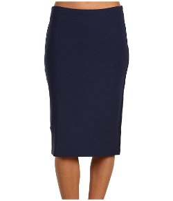 Red Dot - Jackie Jersey Pencil Skirt
