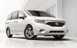 Nissan - Quest SUV