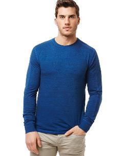 Buffalo David Bitton  - Nagoza Heathered T-Shirt