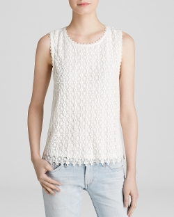Velvet by Graham & Spencer - Concealed Back Zip Top