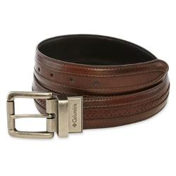 Columbia  - Reversible Leather Belt