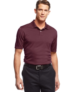 John Ashford - Textured Performance Polo Shirt