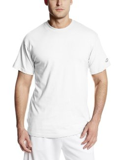 Spalding - Basic Crew Neck T-Shirt