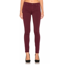 7 For All Mankind - Contour Waistband Skinny Jeans