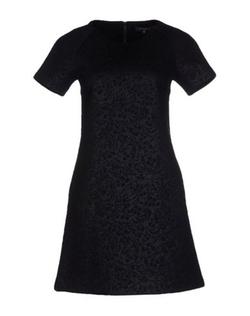 Antonelli - Short Jacquard Dress