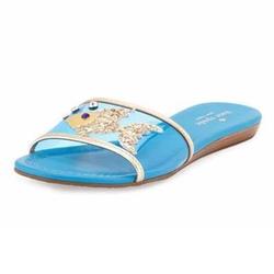 Kate Spade - Tara Fish Flat Slide Sandals