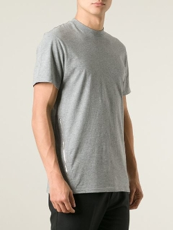 Neil Barrett - Side Zip T-Shirt