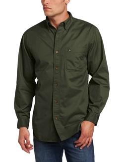 Carhartt  - Hines Solid Long Sleeve Shirt