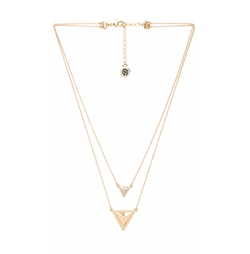 House of Harlow 1960 - Temple Pendant Necklace