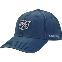 Wilson  - Staff Washed Adjustable Golf Cap