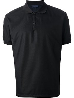 Lanvin  - Short Sleeve Polo Shirt