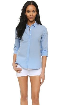 Frame - Le Classic Poplin Shirt