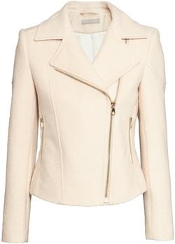 H&M - Wool-Blend Biker Jacket