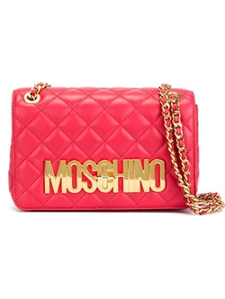 Moschino - Quilted Crossbody Bag
